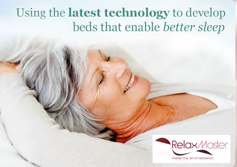 Adjustable Beds from Relax Master